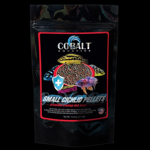 Cichlid Small Pellets 1.5oz