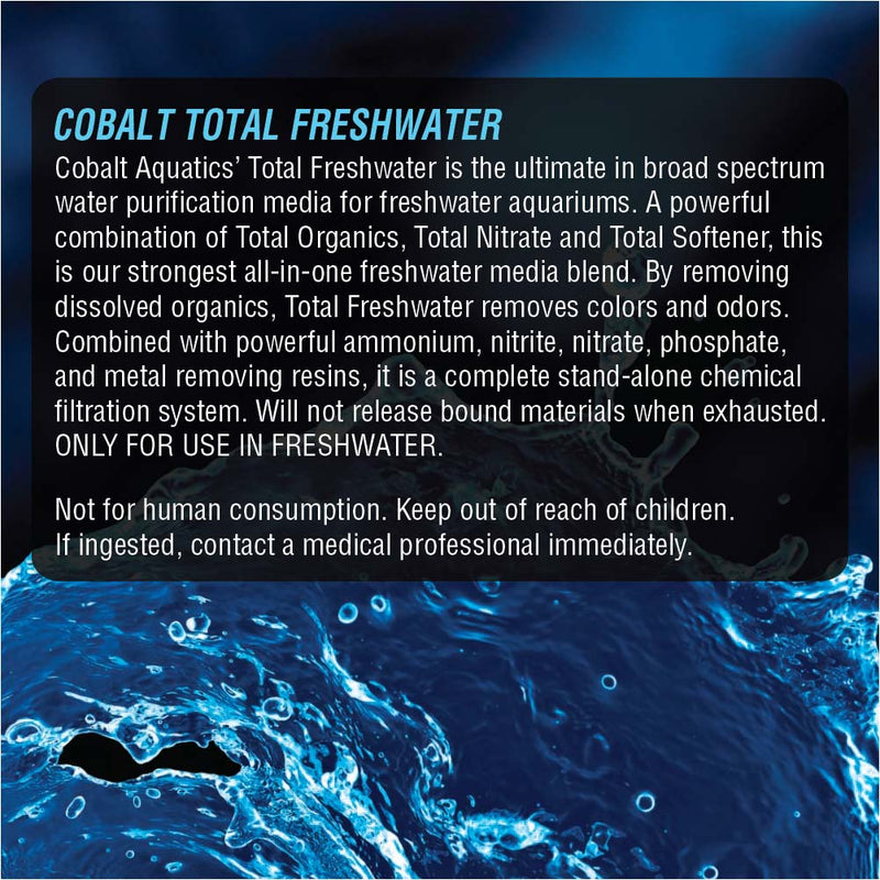 Total Freshwater Label