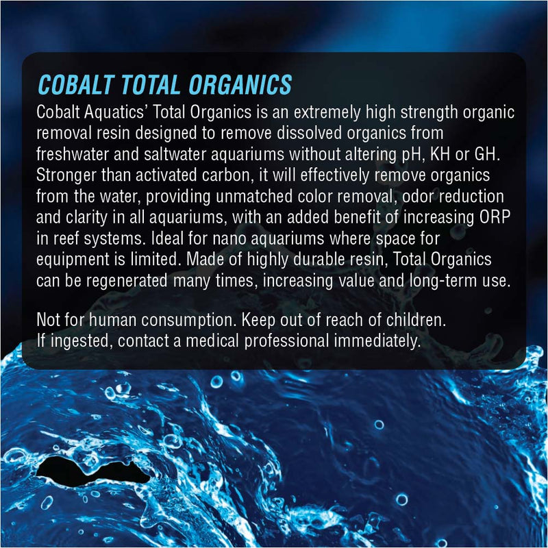 Total Organics Label
