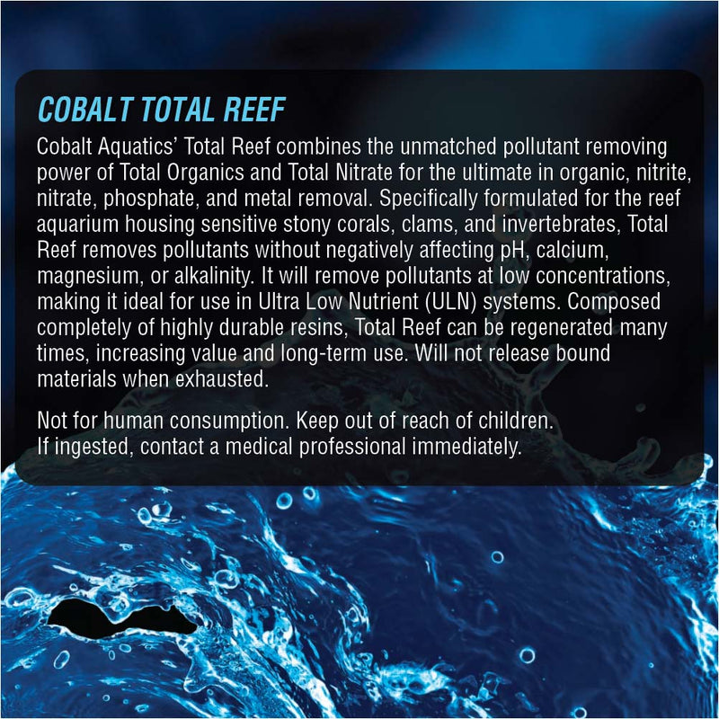 Total Reef Label