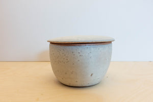 Made-to-order Stoneware Jar small