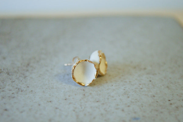 Earrings Hana White