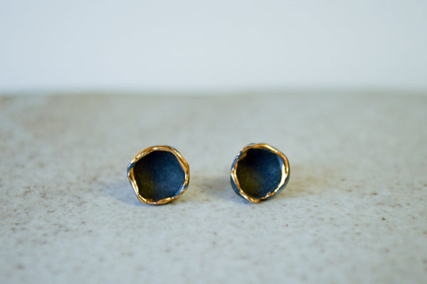 Hana Earring Black