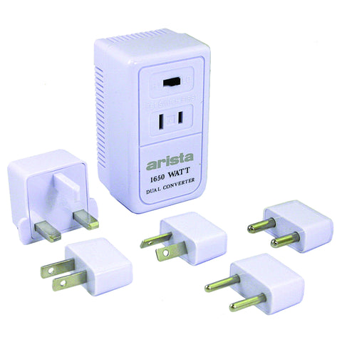 Foreign Travel Converter and Plug Adapters