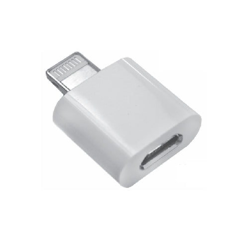 Micro USB to Lightning Adapter