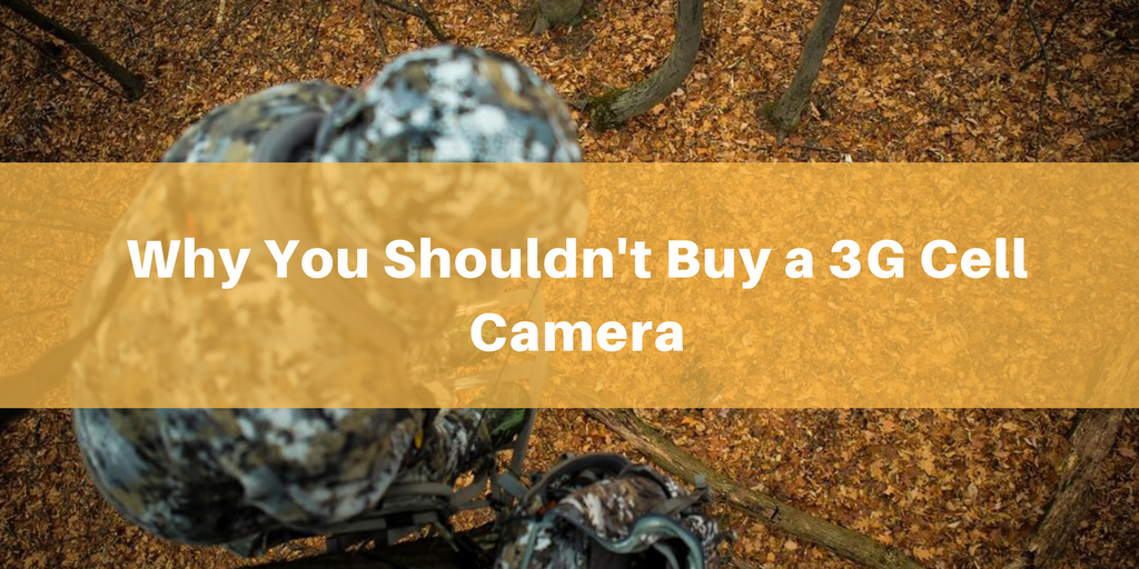 3G Cellular Trail Cameras – Why You Shouldn't Buy One