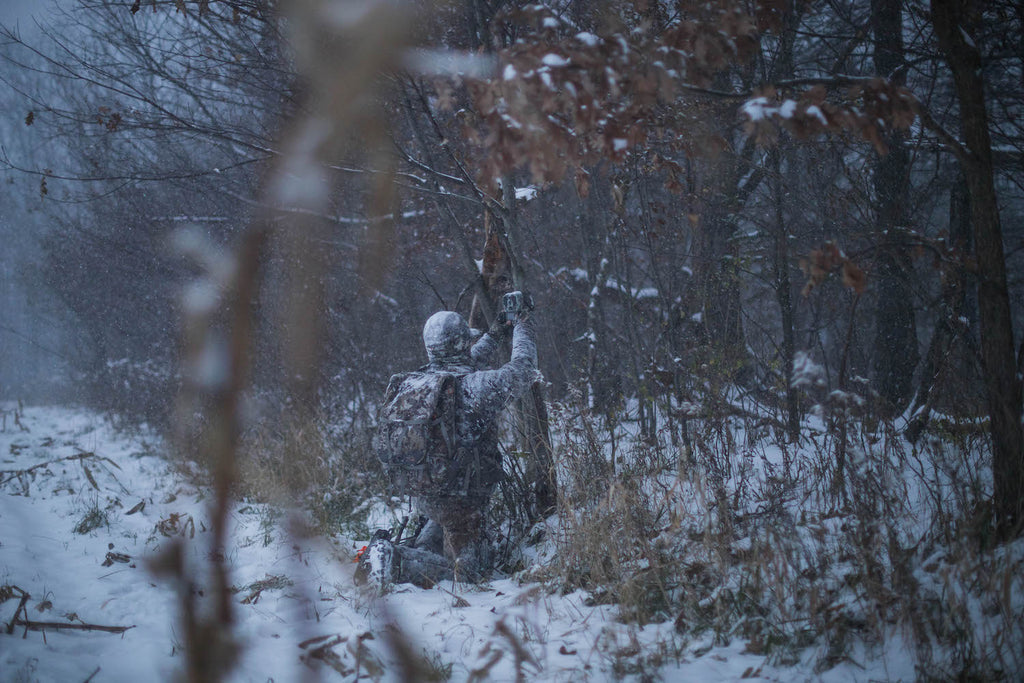 Late Season Whitetail Tactics on Public Land - Last Ditch Efforts
