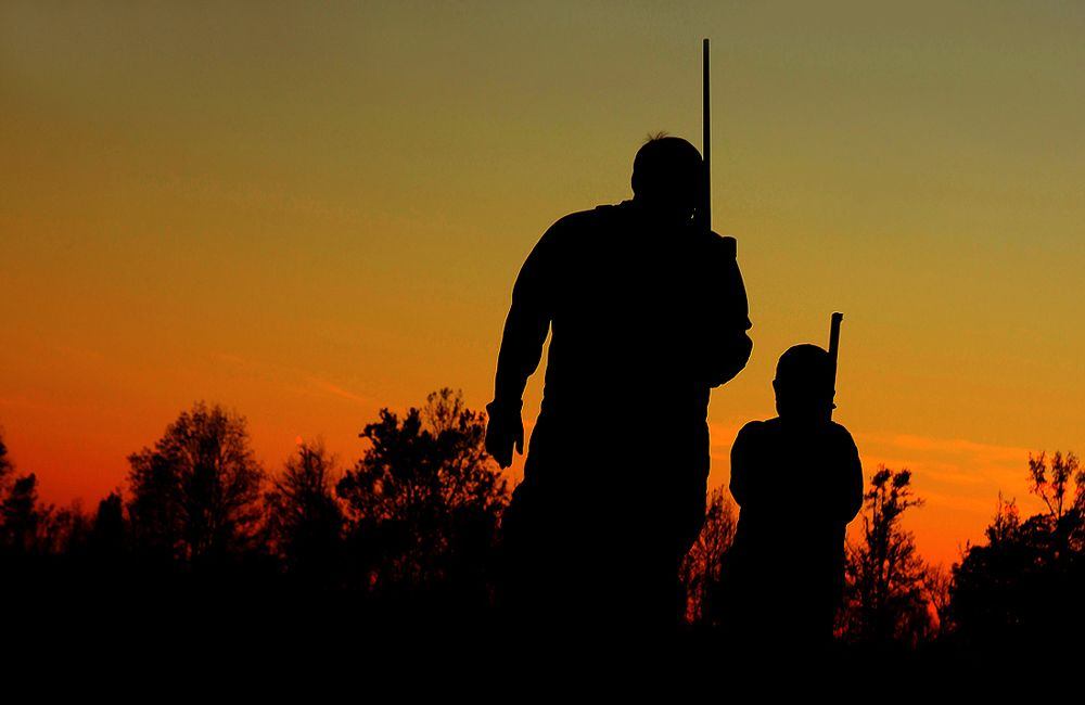 A FATHER-SON HUNTING BOND: A FATHER'S DAY SPECIAL
