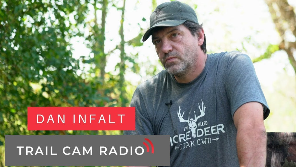 Dan Infalt Hunting Public Land, Buck Bedding, And Mature Bucks