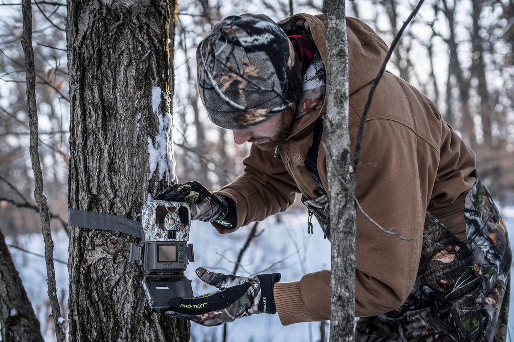 Utilizing Trail Cameras in March