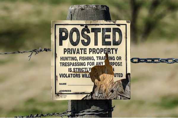 Keep Trespassers Out With the Help of Using Trail Cameras