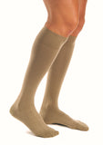 Jobst for Men 30-40 mmHg Closed Toe Casual Knee High Compression Socks
