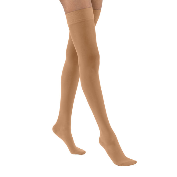 Jobst UltraSheer 8-15 mmHg Thigh High Women's Compression Stockings