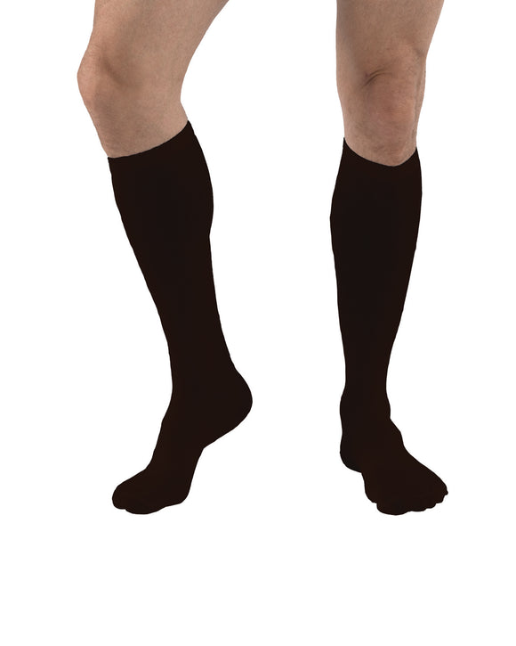 Activa by Jobst -Mens Dress Socks 15-20 mmHg Knee High