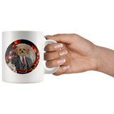 Ollie Shih Tzu Mug - The Green Gypsie