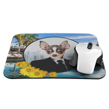 Coco Chihuahua Mouse Pad - The Green Gypsie