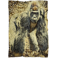 Alexander Ape Blanket - The Green Gypsie