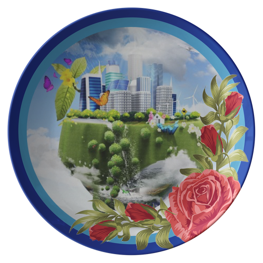 Eco Plate - The Green Gypsie