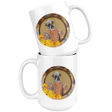 Grace Bulldog Mug - The Green Gypsie