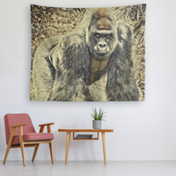 Alexander Ape Tapestry - The Green Gypsie