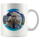 Chip Boy Scout Monkey Mug - The Green Gypsie
