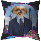 Jax Shih Tzu Pillow
