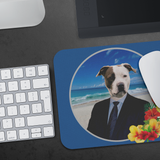 Peter Pit Bull Terrier Mousepad