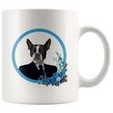 Buddy Boston Terrier Mug - The Green Gypsie