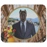 Charlie Cane Corso Mouse Pad - The Green Gypsie