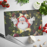 Santa Tree Cutting Board - The Green Gypsie
