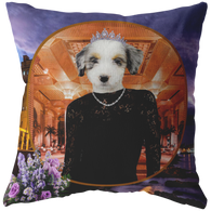 Holly Australian Shepherd Pillow - The Green Gypsie