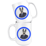 Gizmo German Shepherd Mug - The Green Gypsie