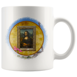 Mona Lisa Mug - The Green Gypsie
