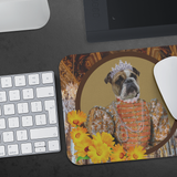 Grace Bulldog Mouse Pad - The Green Gypsie