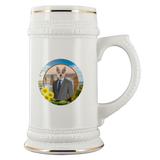 Harry Australian Cattle Beer Stein - The Green Gypsie