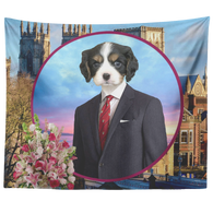 Charles Cavalier King Charles Tapestry - The Green Gypsie