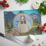 Henry Basset Hound Cutting Board - The Green Gypsie