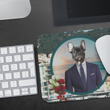 Rudy French Bulldog Mouse Pad - The Green Gypsie