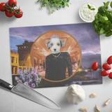 Holly Australian Shepherd Cutting Board - The Green Gypsie
