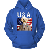 Benji Yorkshire Terrier Hoodie - The Green Gypsie