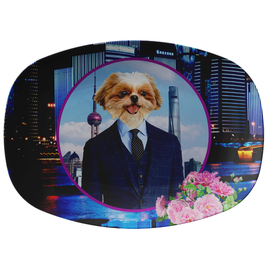 Jax Shih Tzu Platter - The Green Gypsie