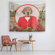 GiGi Golden Retriever Tapestry - The Green Gypsie