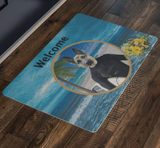 Gizmo German Shepherd Doormat
