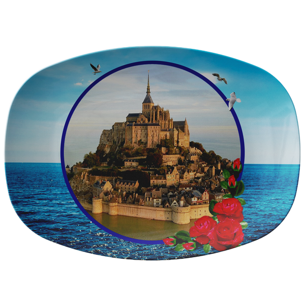 Mont Saint-Michel Platter - The Green Gypsie