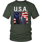 Charlie Cane Corso USA Unisex T Shirt - The Green Gypsie