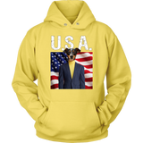 Victor Terrier USA Hoodie - The Green Gypsie