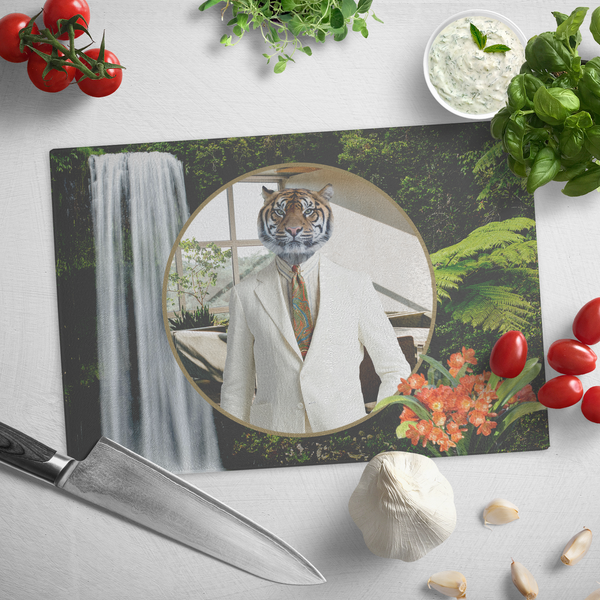 Tony Tiger Cutting Board - The Green Gypsie