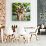 Tucker Tiger Canvas - The Green Gypsie