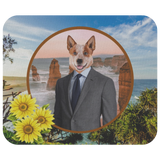 Harry Australian Cattle Dog Mouse Pad