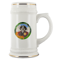 Piper Pointer Beer Stein - The Green Gypsie